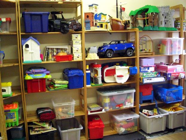 Food Storage Room Design